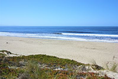 View from back deck is wide open from Monterey to Santa Cruz - the entire bay!