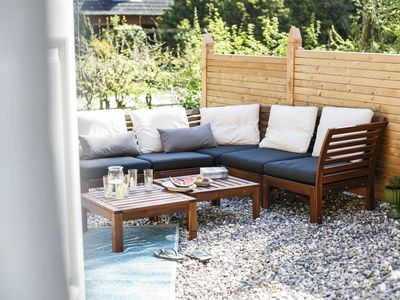 Photo for Exclusive apartment 2 for 5 persons near Timmendorfer Strand - Ferienhof am Hemmelsdorfer See