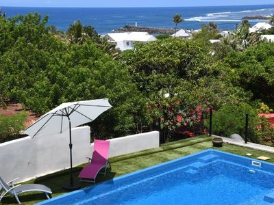 Photo for MORINGA 4 to 6 people Pool and magnificent views