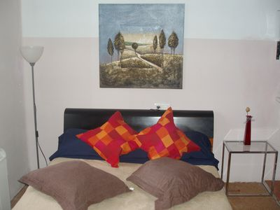 Photo for Homerez last minute deal - Nice studio in Salamanca and Wifi