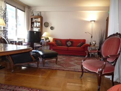 Photo for Montparnasse Typical French Parisian Area. 1BR/2BR. Sleeps 4.