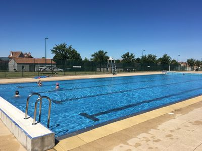 Local pool in montemboeuf