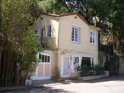 Photo for Charming Hollywood Hills Cottage W/ View, Near Universal Studios, Pet Friendly