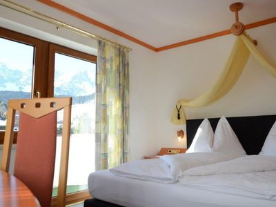 "Photo for Double room ""Wilder Kaiser"" - Adelsbergers Bergland"