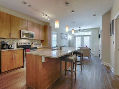 Photo for Two Bedroom Apartment in West End Village Nashville | Vanderbilt