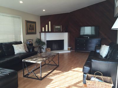 Photo for Lux Family 3 Bed Costa Mesa - 10min beach- A/C, WiFi, Yard / Patio w BBQ -Garage