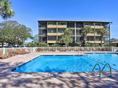 Photo for NEW! Myrtle Beach Condo w/ Pool - Walk to Beach!