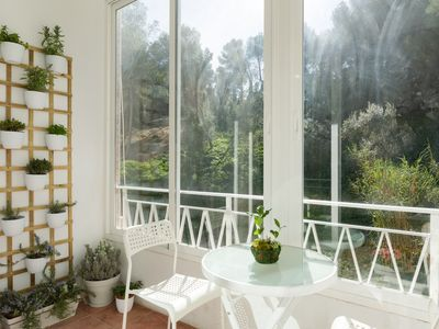 Photo for Quiet apartment with a nice terrace