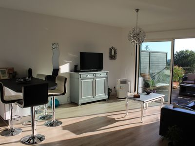 Photo for Very nice flat in a luxury residence in the heart of a park