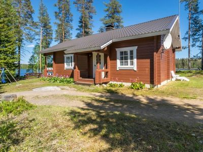 Photo for Vacation home Pajulintu in Parikkala - 8 persons, 2 bedrooms