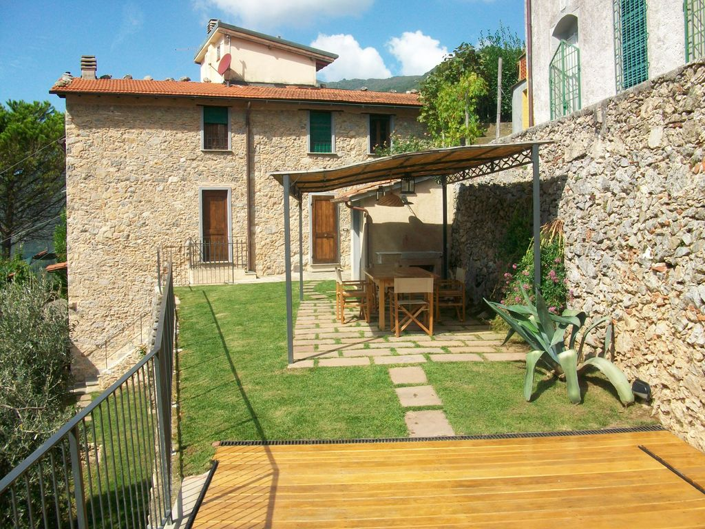 Delightful sea-view house on the hills of Camaiore ... - 1434534