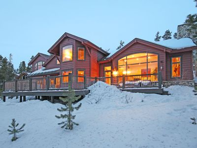 Photo for Trail View Lodge -Top of the Line Luxury, Great Views