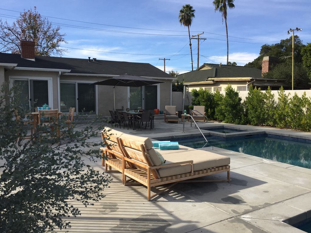 Newly Renovated With Pool Mountain Views Post Rose Parade Float Access Sierra Madre
