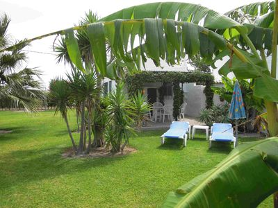 Photo for inexpensive beautiful Holiday Home with Garden - 400 metres to the Beach