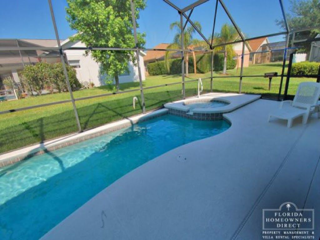 In Clermont With Internet Pool Air Conditioning Parking 516429 Citrus Ridge Disney