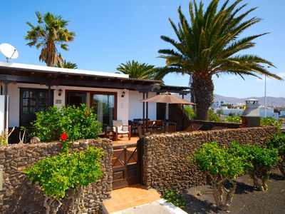 Photo for 2 Bedroom 2 Bathroom bungalow with Sea Views close to all amenities