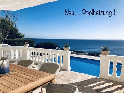 Photo for 180 degree sea view - life in the 1st Series - pure enjoyment and tranquility / WiFi ...