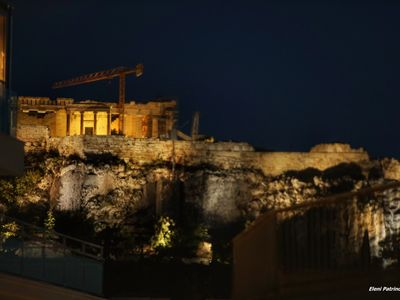 Photo for The Loft Monastiraki. Best view-Jacuzzi, in the most central place of Athens
