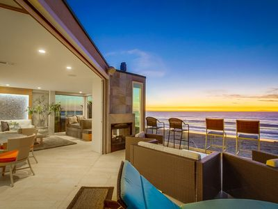 Photo for Full-Floor Ocean Front Penthouse ★ Wrap-Around Deck ★ A/C
