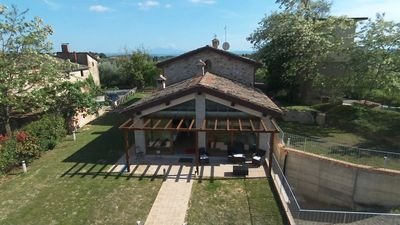 Photo for Newly renovated house surrounded by Chianti 9 km from Siena
