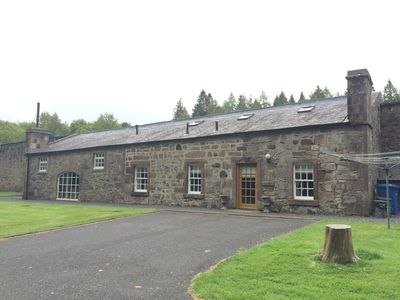 Photo for Cunninghame Cottage - Family Friendly Cottage on the Beautiful Blairquhan Estate