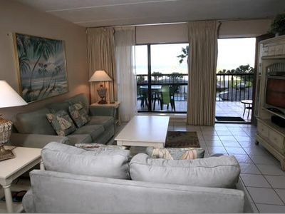 Photo for Saida III 303 - Charming Vacation Home Condo, Just Steps from the Beach, 3 Pools, Tennis, Palapa Bar, Washer/Dryer
