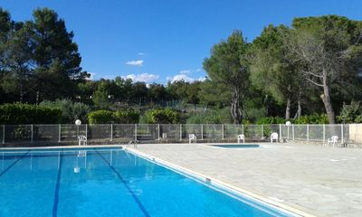 Photo for Superb apartment with 2 bedrooms, swimming pool, terrace and tennis - 5 people