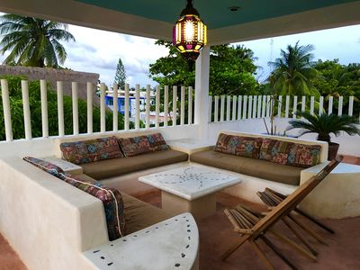 Photo for 3BR House Vacation Rental in Puerto Morelos, Quintana Roo