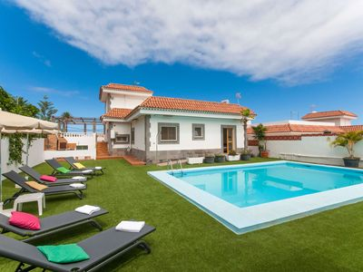 Photo for 3BR House Vacation Rental in Firgas, Gran Canaria