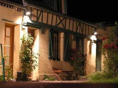 Photo for Family, comfortable, quiet house Honfleur, Normandy