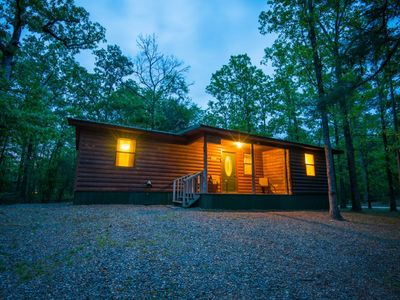 Photo for Sagewood Cabin (2 Bdrm) (Eco)