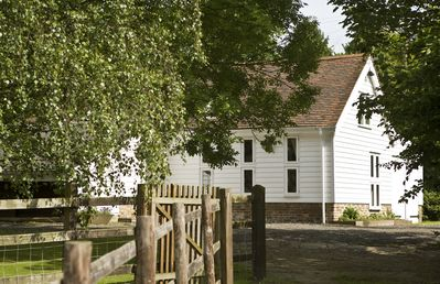 Photo for A spacious converted barn enjoying a peaceful rural location, easy access London