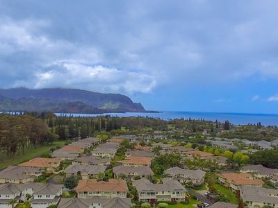 Photo for Aloha Condos, Nihilani at Princeville, Townhome 11c, Garden View, AC