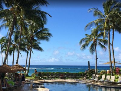 Photo for AMAZING BEACHFRONT LUXURY RESORT - MARRIOTT'S WAIOHAI BEACH CLUB