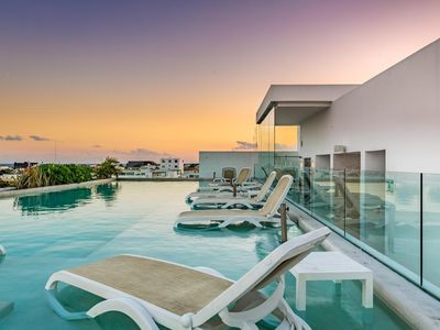 Photo for 2BR Corporate Apartment Vacation Rental in Playa del Carmen, Q.R.