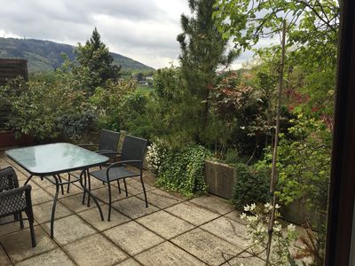 Photo for Beautiful 100 sqm apartment near HD-Altstadt with great view