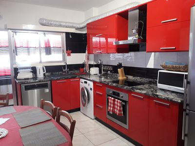 Photo for KARAOLIS IMPERIAL COURT: Lovely 3 bedroom Limassol central flat '5 to sea