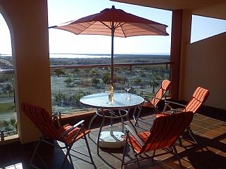 Photo for Apartment With Pool, With Views To Sea - Birdwatchers Paradise *