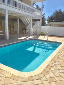 Photo for Cherry Grove - Pool, hot tub, two blocks to beach and very near to golf!