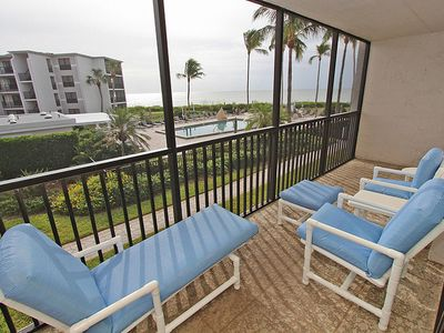 Photo for Gulf View, Two Bedroom Condo with Den - Sundial D201