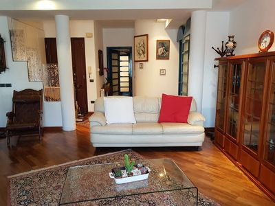 Photo for DELIGHTFUL APARTMENT TIZIANO, IN THE HEART OF THE CITY
