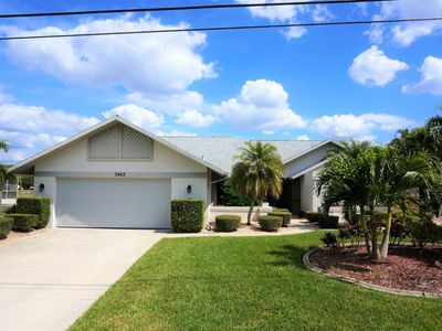 Photo for Beautiful Retreat with Gulf Access in South Central Cape Coral!