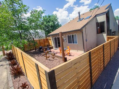 Photo for Newly renovated Rustic-Modern Townhome in Ivy Wild/Downtown