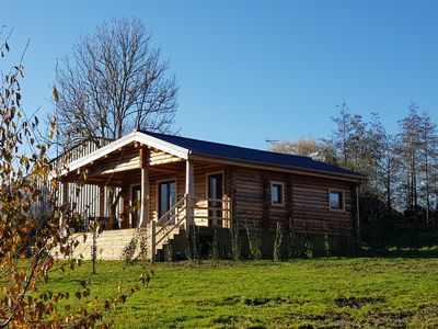 Photo for 2BR Chalet Vacation Rental in Saint-Martin-Choquel