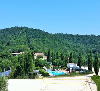 Photo for Beautiful Estate with pool for large group in the middle of Umbria