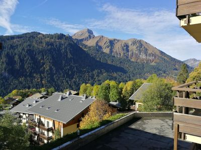 Photo for This two-room apartment is located near the Barbossine chairlift in the popular district of Petit-Ch