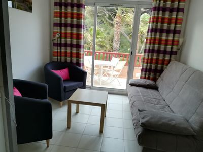 Photo for 1BR Apartment Vacation Rental in Hyères, Provence-Alpes-Côte d'Azur