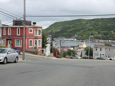 Photo for Distinctive Heritage Row House in Downtown St. John's