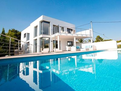 Photo for Fanadix Holiday Home, Sleeps 8 with Pool, Air Con and Free WiFi