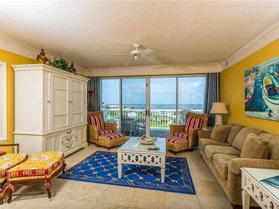 Photo for Oceanfront, Spacious, and Luxurious! This Condominium is Steps from the Water!